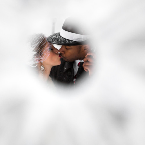 Lisa & Derrick: Bliss in a Blizzard