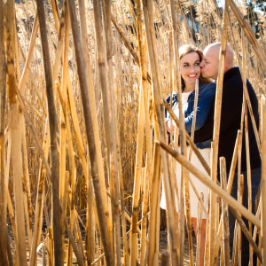 Alexis & Kevin's Red Bank Engagement Session