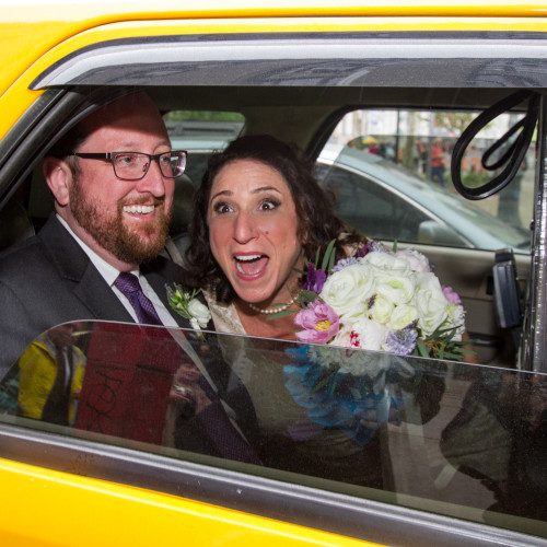 Batyah & Terence: A City Hall Ceremony