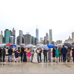 DUMBO & Ramona Bar Wedding| Ellie + Bob